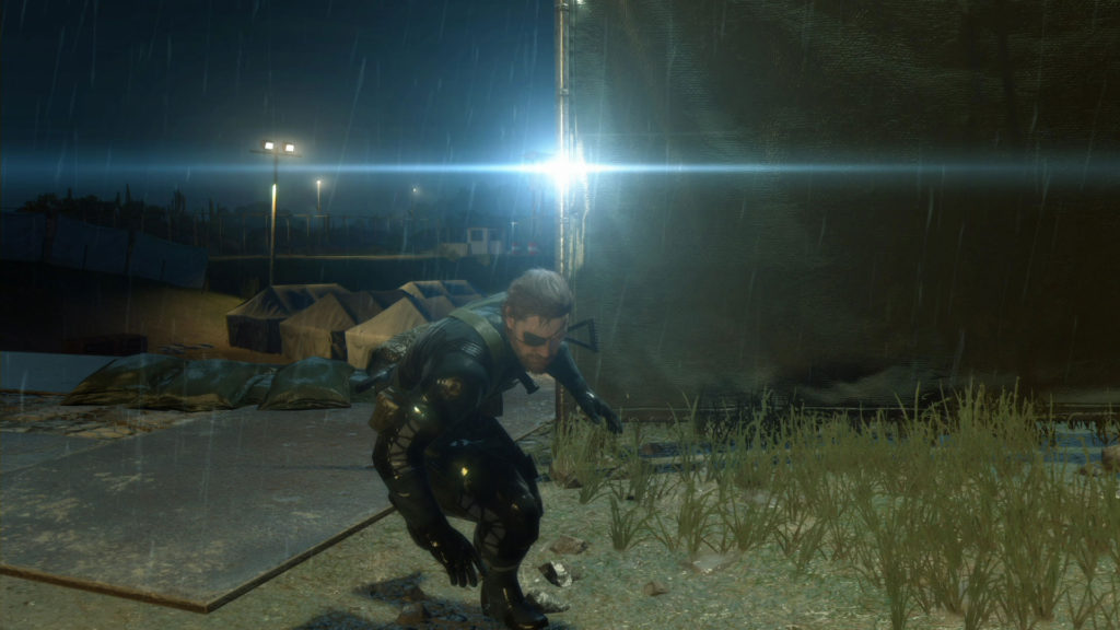 Ground Zeroes Body